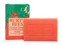 Face Under $10: Burt's Bees Garden Tomato Complexion Soap