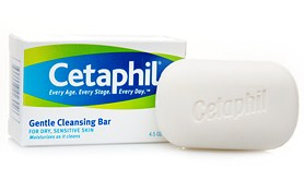Face Under $10: Cetaphil Gentle Cleansing Bar