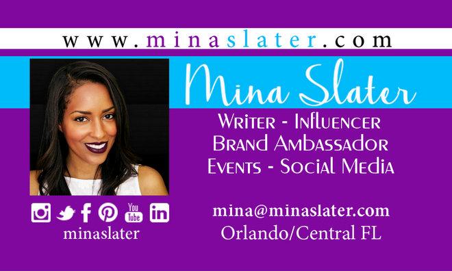 Contact Mina Slater