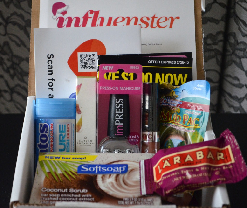 Influenster Holiday Voxbox 2011