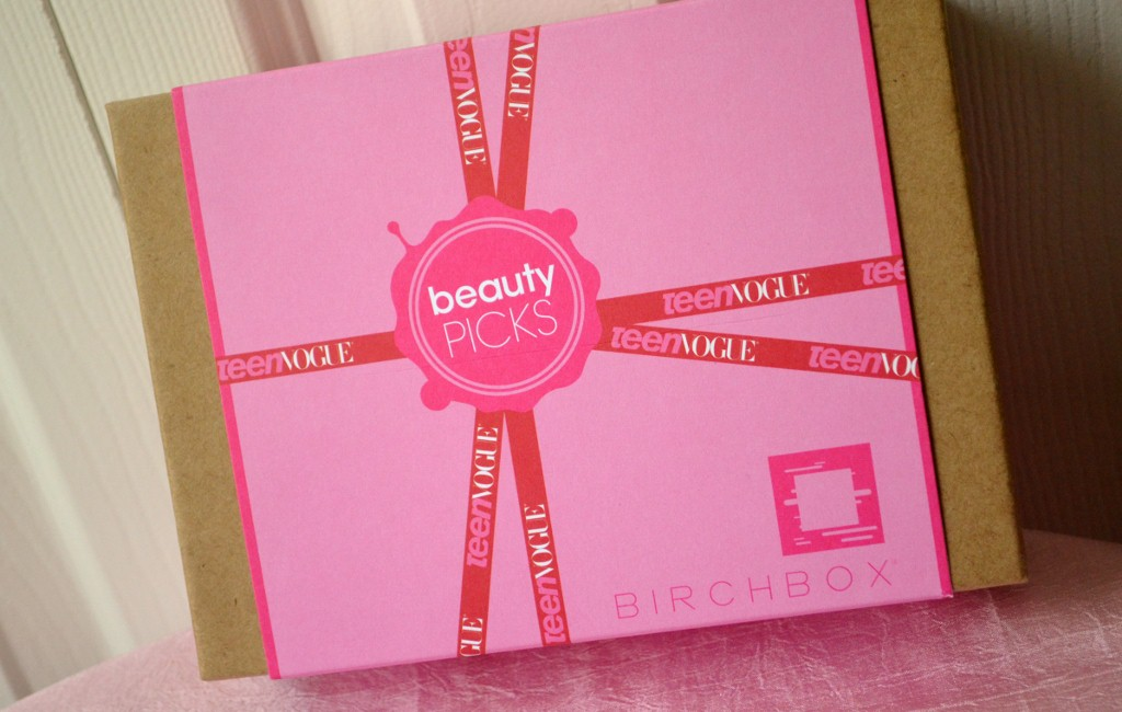 Birchbox March 2012 Teen Vogue Edition