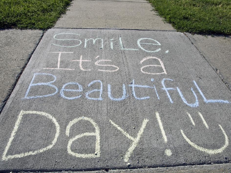 Smile, It's A Beautiful Day!