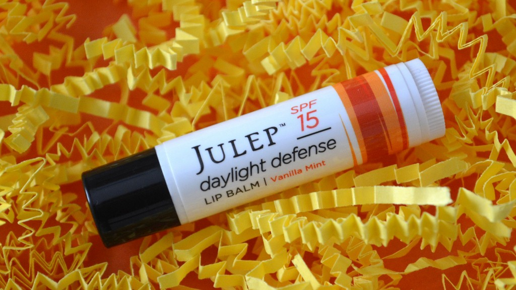 Julep Daylight Defense SPF 15 Lip Balm