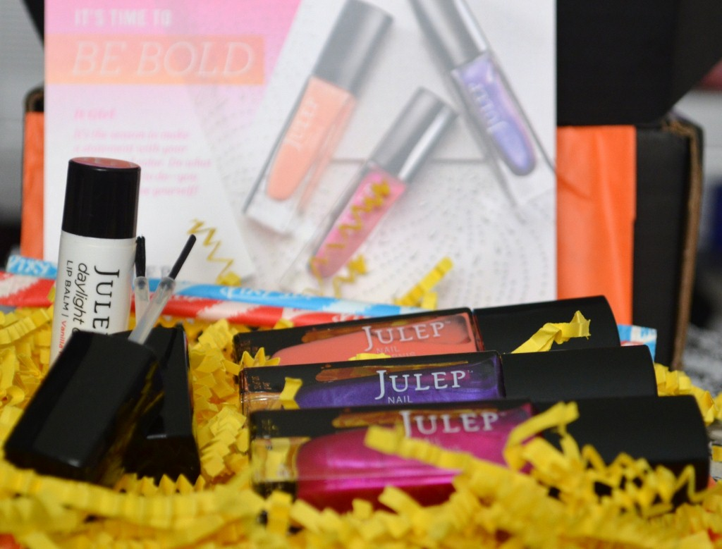 Julep Maven It Girl Box June 2012