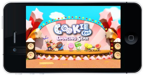 Cookie Coo Dancing Star