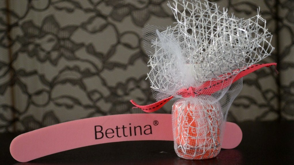 Bettina Nail Polish & Nail File