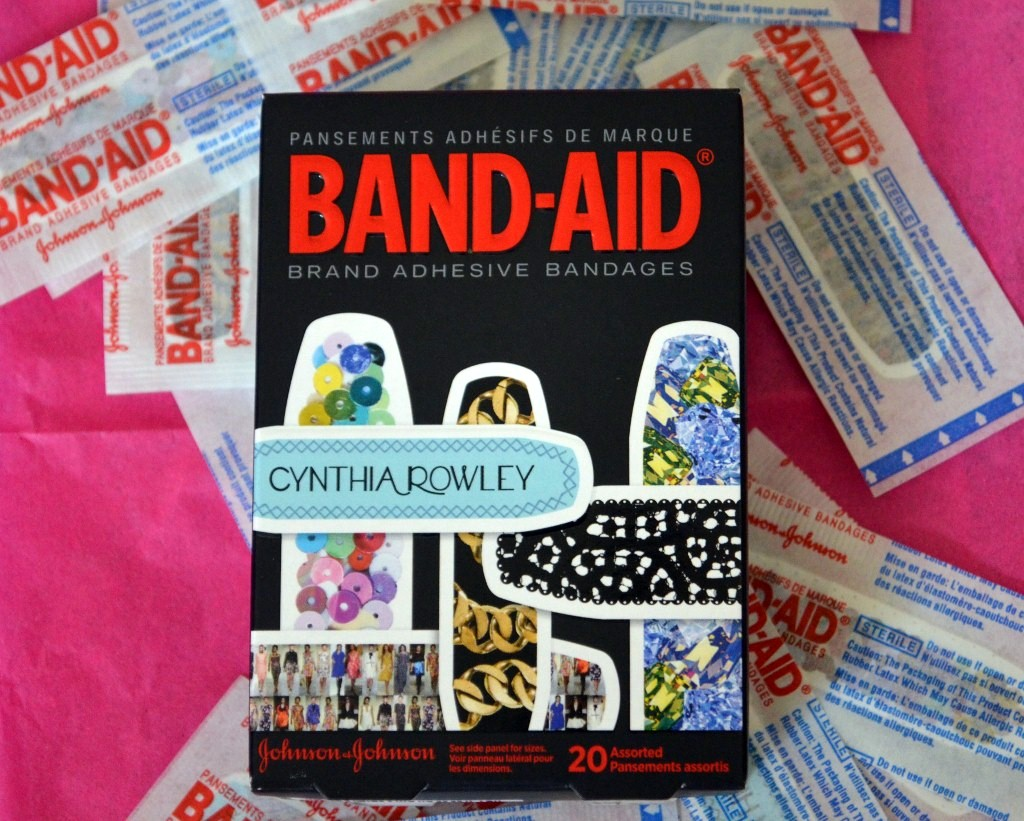 Cynthia Rowley Dress Up Band-Aids