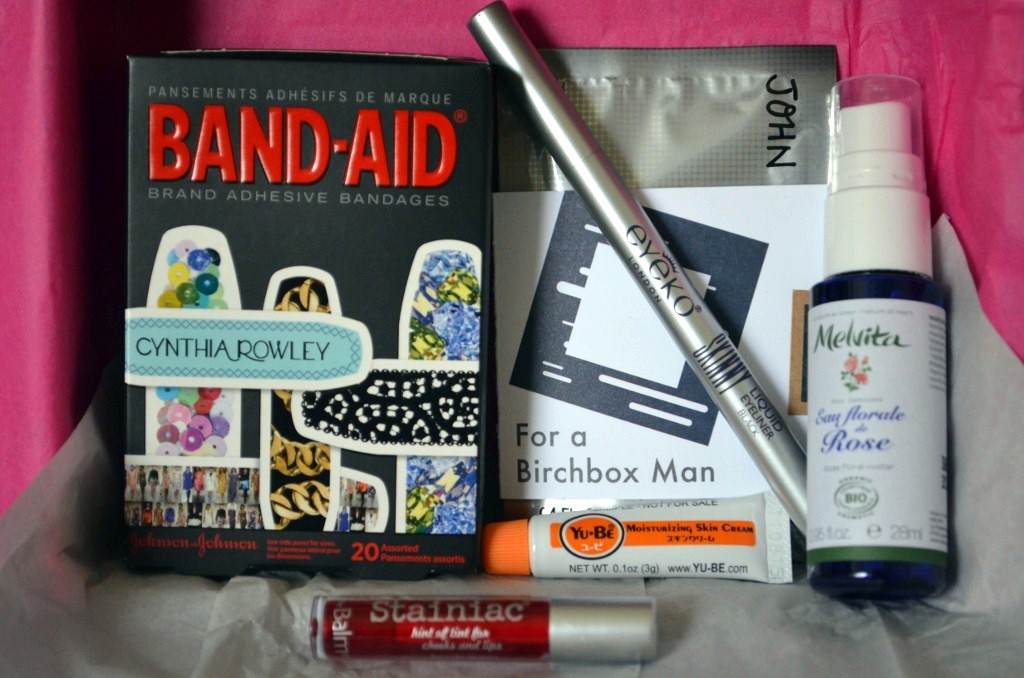 Birchbox June 2012
