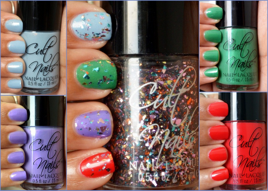 Cult Nails Fairytale Collection
