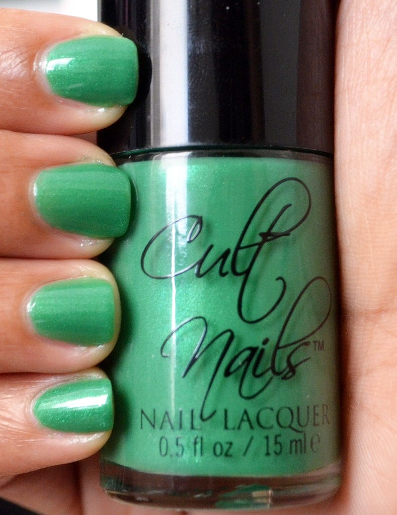 Cult Nails Fairytale Collection - Feelin Froggy