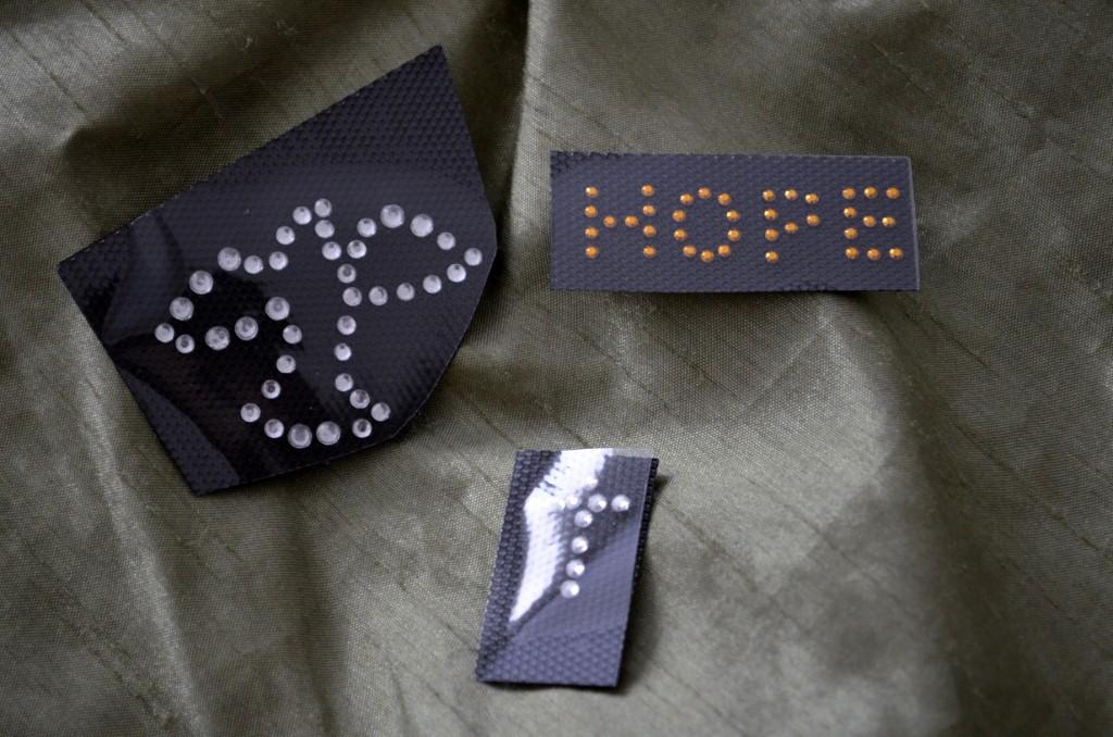 FashionArtProjects.com Iron-On Rhinestones & Studs