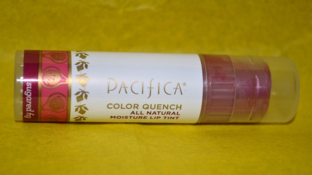 Pacifica Color Quench All Natural Moisture Lip Tint - Sugared Fig
