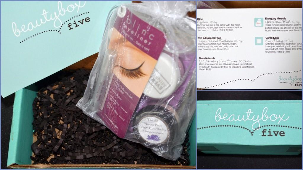 Beauty Box 5 | BB5 Sample Box Review