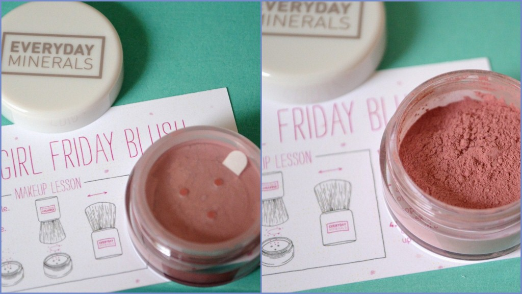 Everyday Minerals Girl Friday Blush
