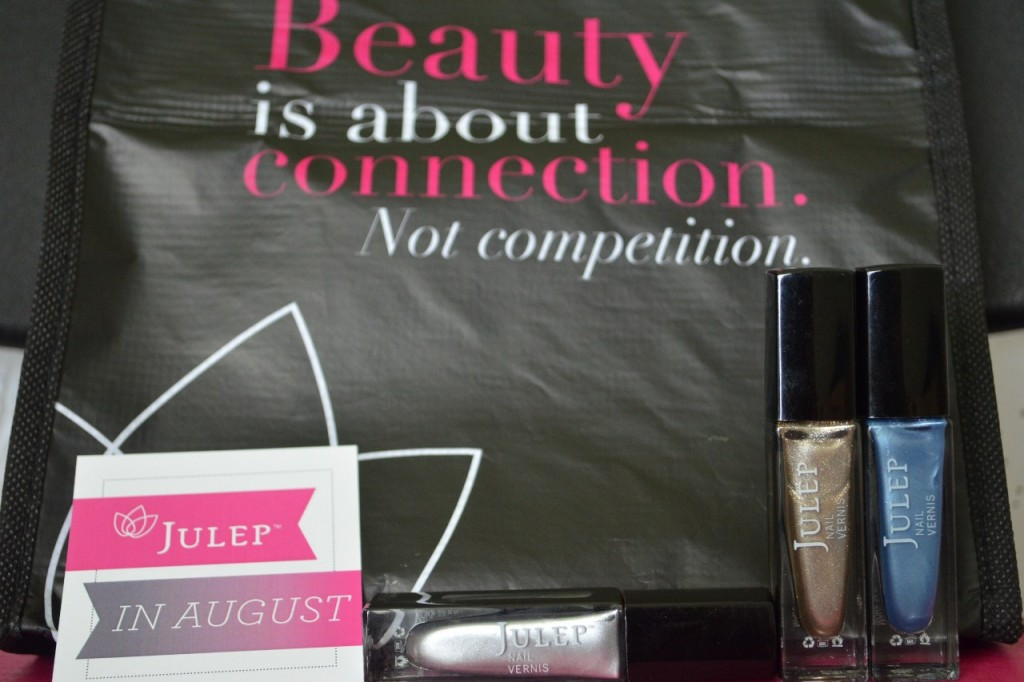 Julep Maven It Girl August 2012
