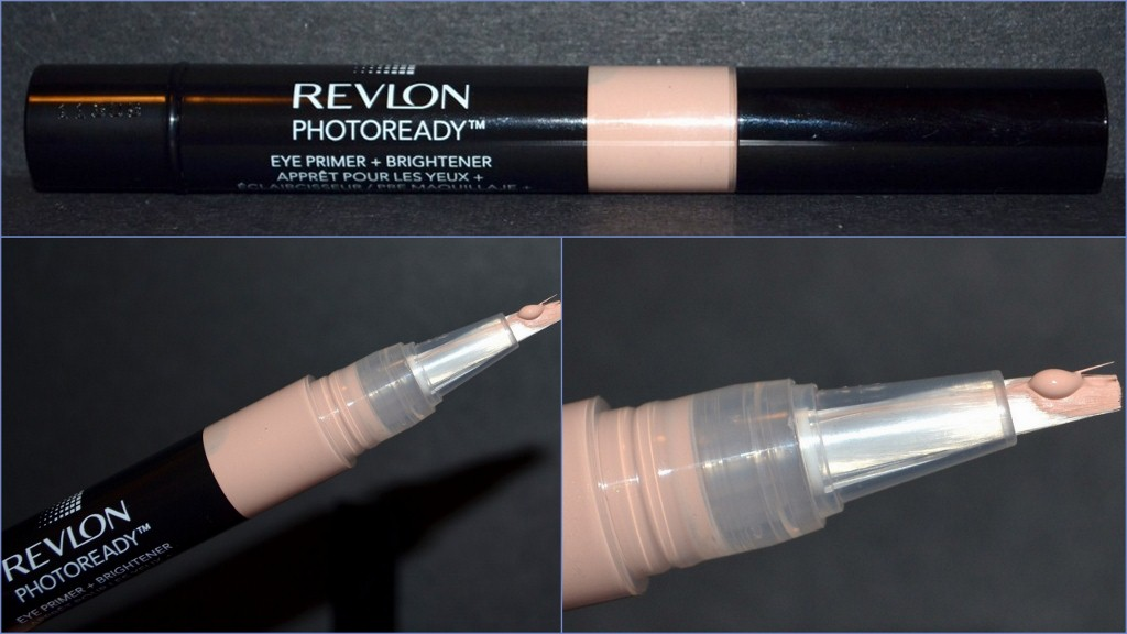Revlon PhotoReady Eye Primer + Brightener - Revlon Expression Experiment