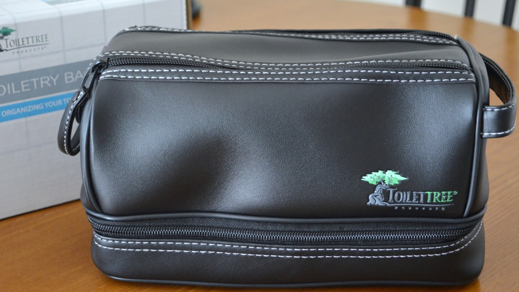 The Toiletry Bag By ToiletTree Products
