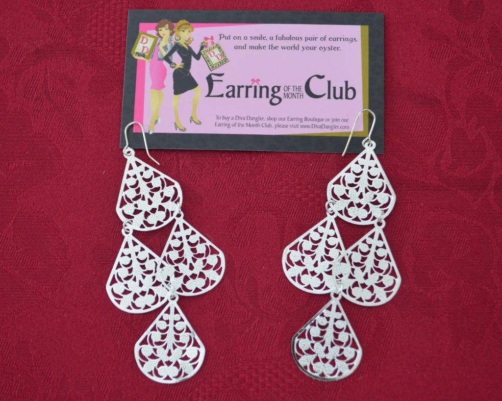 Diva Dangler Earring Of The Month Club