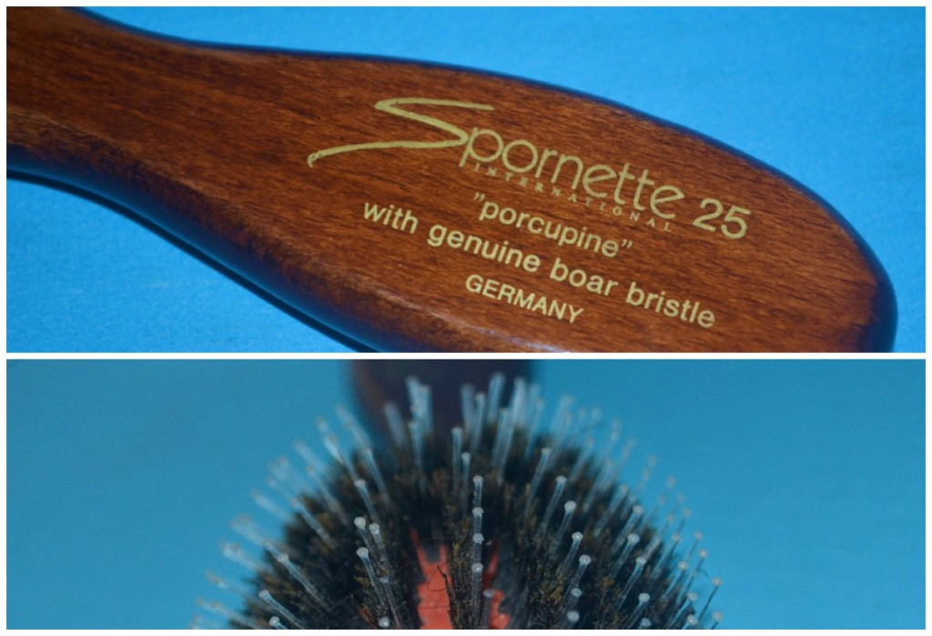 Spornette Porcupine Oval Classic Cushion Brush From Big Daddy Beauty