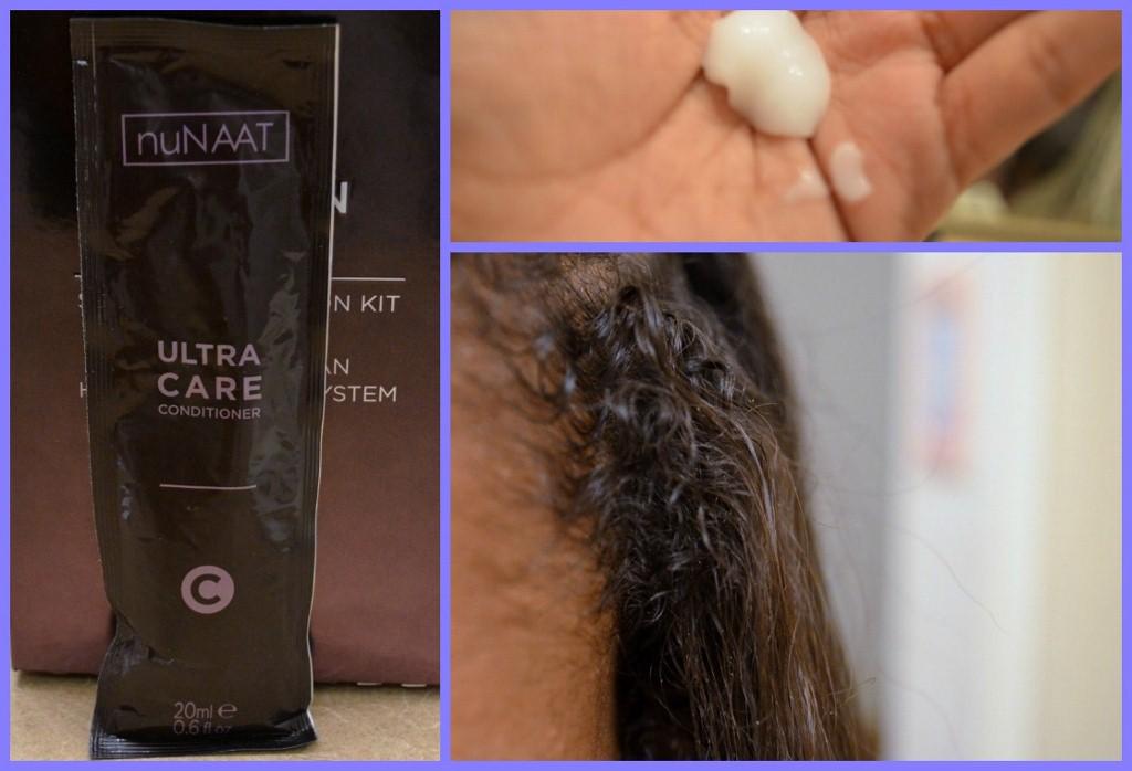 nuNAAT Ultra Keratin Touch Kit - Step 3 Conditioner