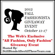 Fall Fashionista Button