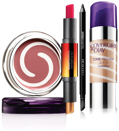 Free Beauty Events October 2012 Covergirl Contest