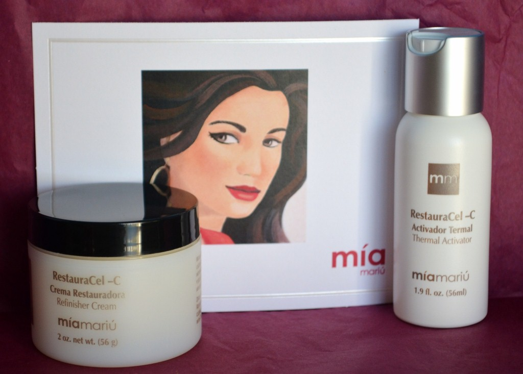 Mia Mariu Restauracel-C Thermal Microdermabrasion Set