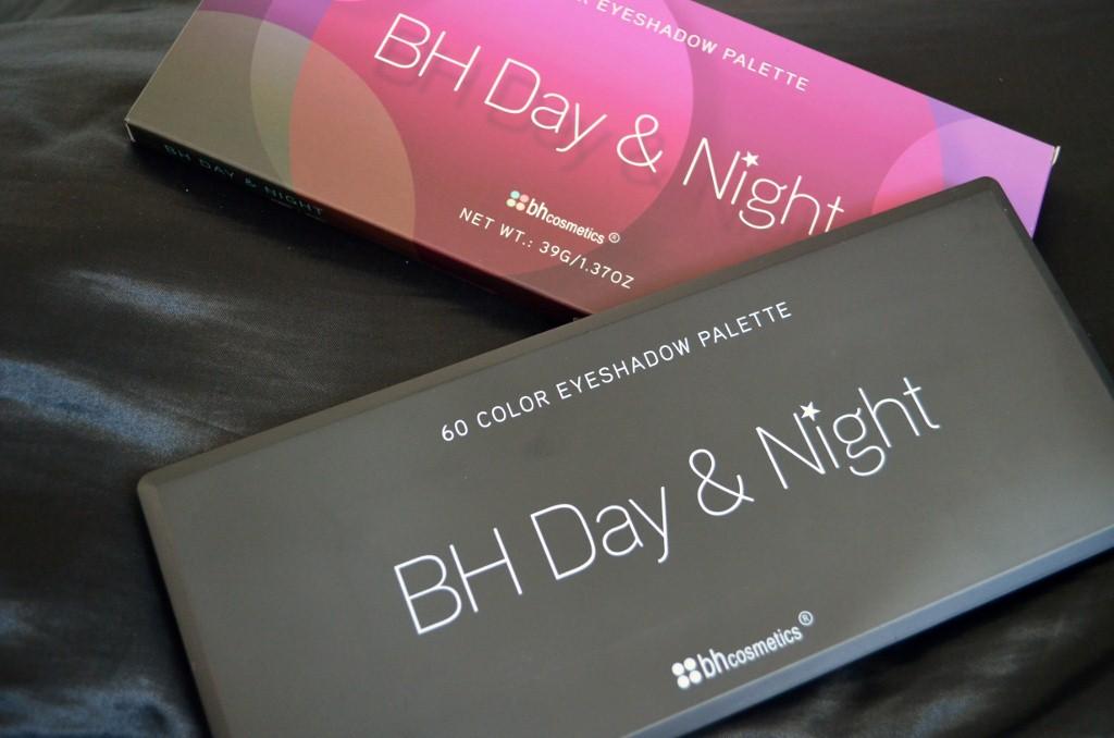 BH Cosmetics Day & Night EyeShadow Palette