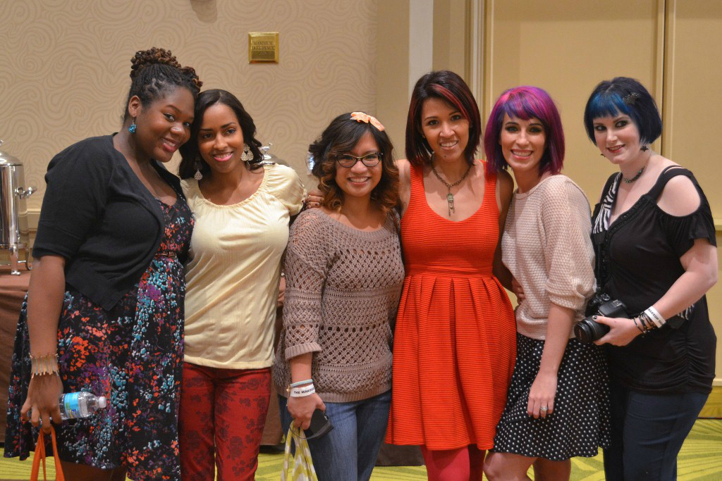 Beauty Bloggers Of Central Florida At The Makeup Show Orlando