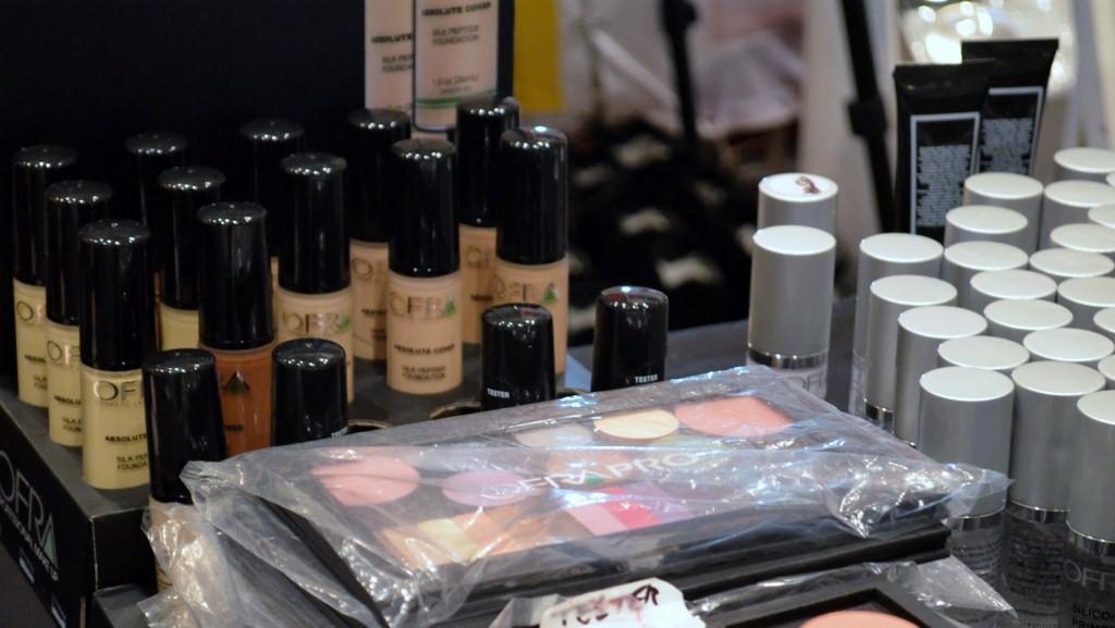 Ofra Cosmetics At The Makeup Show Orlando