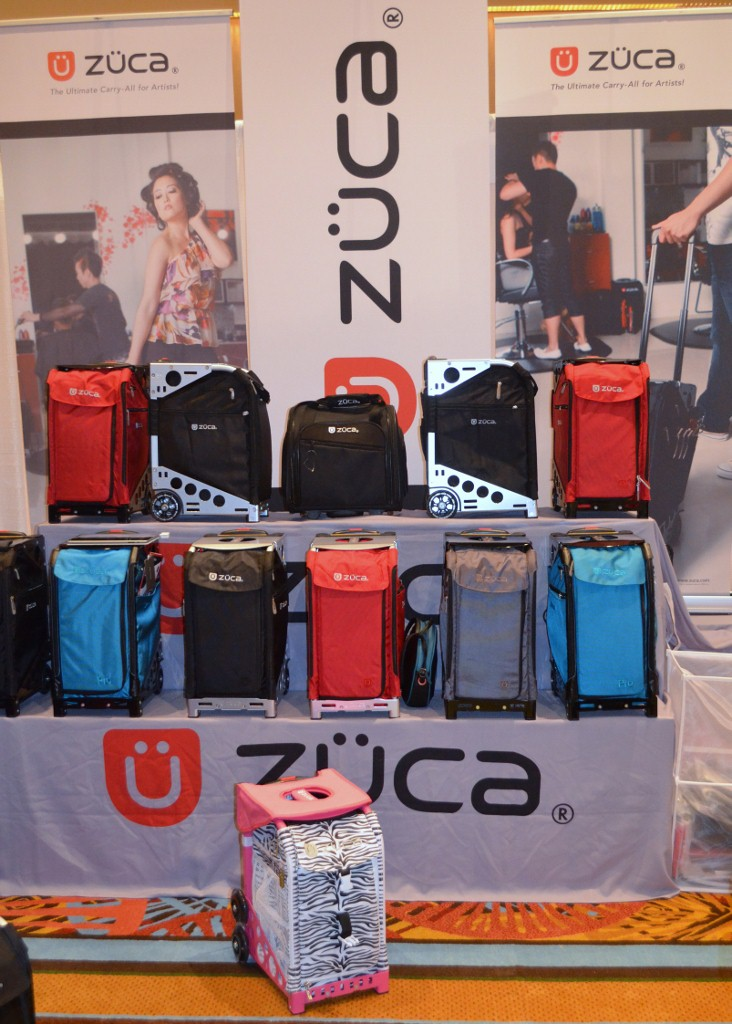Zuca - The Artist Collection At The Makeup Show Orlando