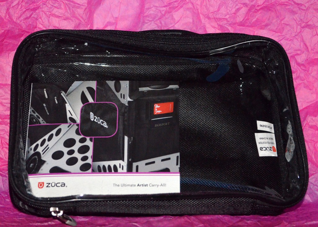 The Makeup Show Orlando Blogger Preview Swag Bag - Zuca Utility Pouch