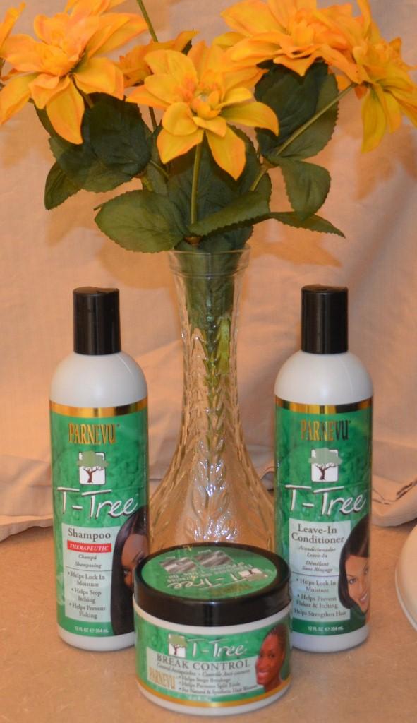 PARNEVU T-Tree Hair Care