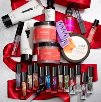 Julep Big Red Bow Gift Set