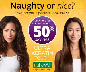 nuNAAT Ultra Keratin Touch Sale