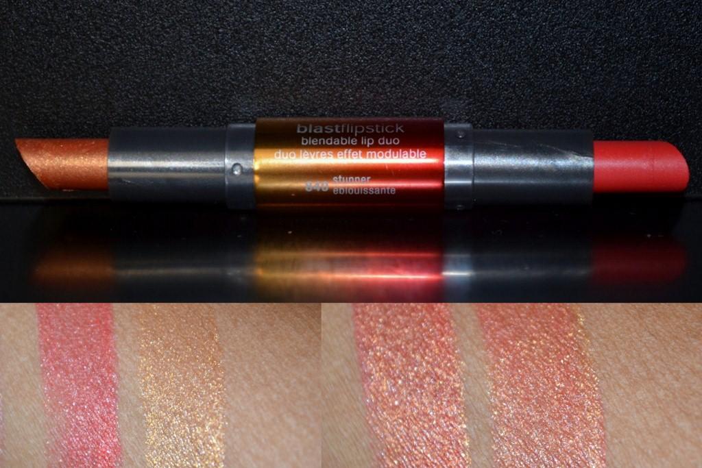 CoverGirl blast flipstick Stunner 840 Swatches