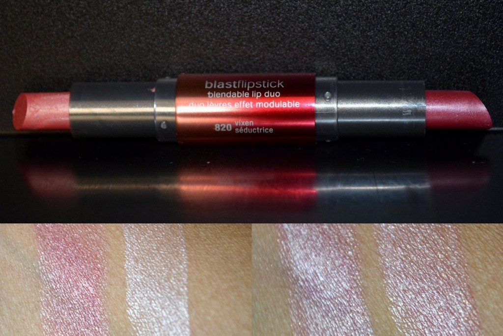 CoverGirl blast flipstick Vixen 820 Swatches
