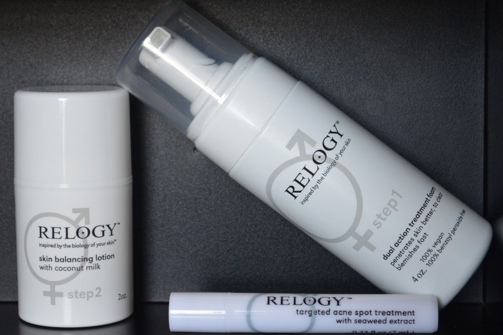 Relogy Natural Acne Treatment System