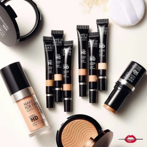from themakeupshow  Meet the latest in makeupforeverus Ultra HDhellip