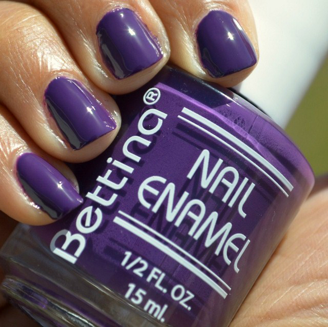 Bettina Believe Nail Polish Swatch - Let's Celebrate Collection