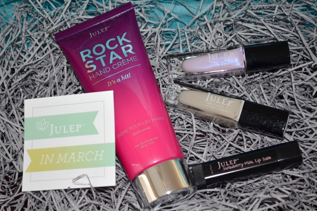 Julep Maven - Classic With A Twist March 2013 - Playful Collection