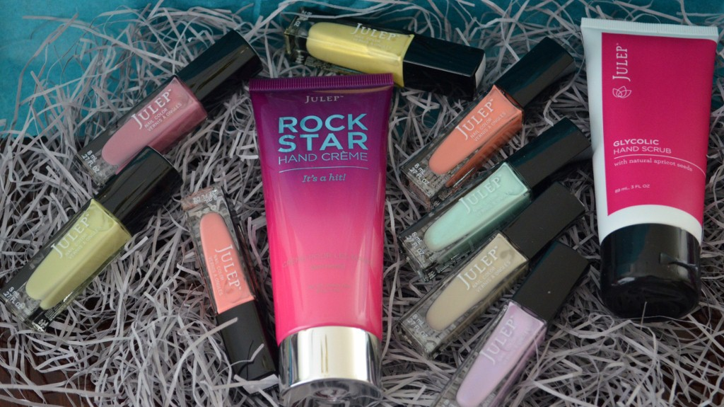 Julep Maven March 2013 Playful Collection