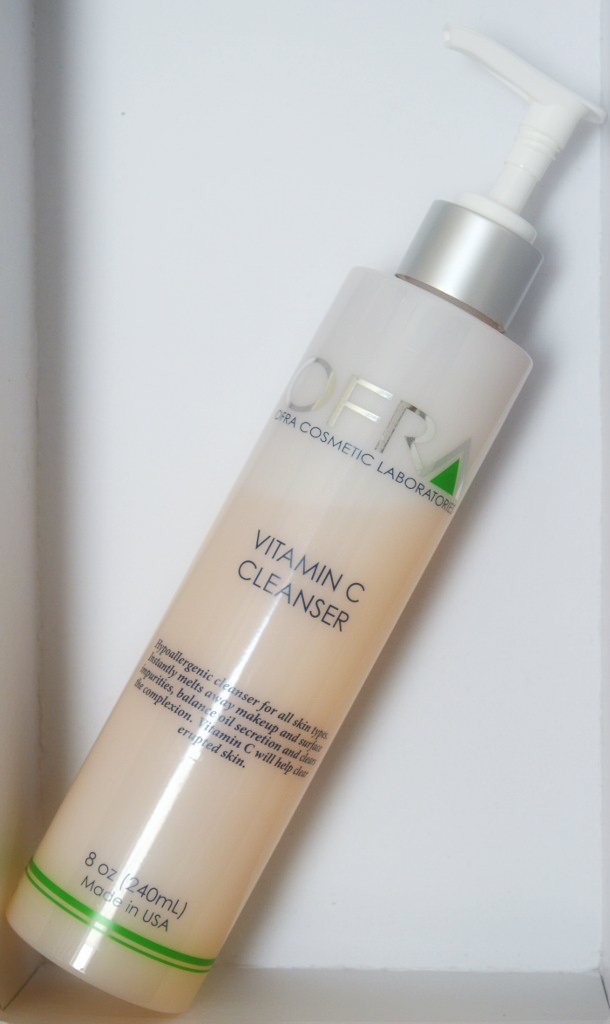 OFRA Cosmetics Vitamin C Cleanser