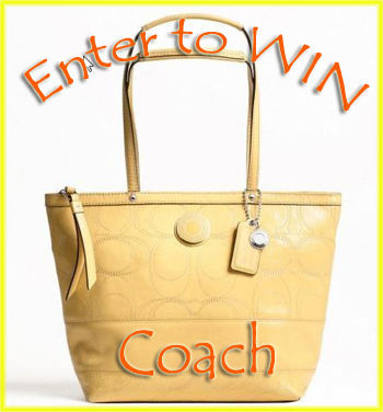 Coach Buttercup Giveaway