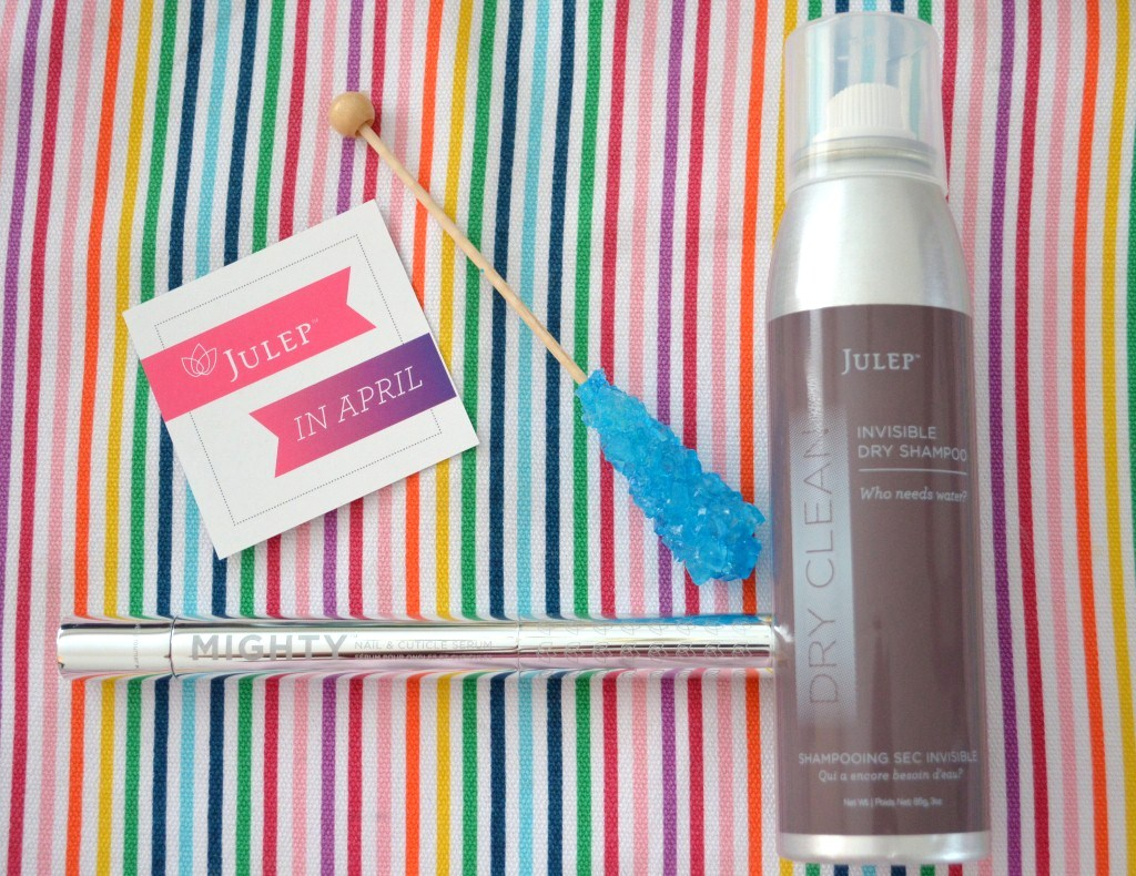 Julep Maven April 2013 Modern Beauty box