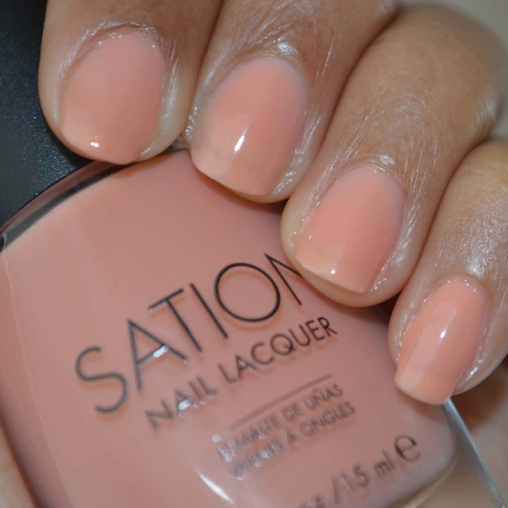 Sation Nail Lacquer - Love At First Byte swatch
