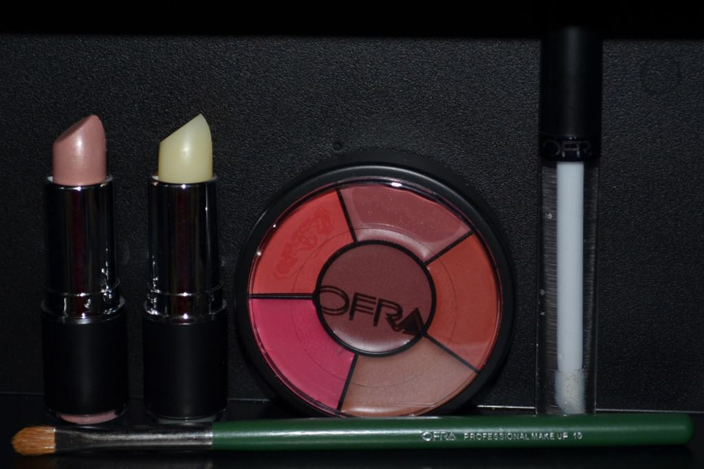#SpringIntoSummer Lips with OFRA Cosmetics & Mina Slater