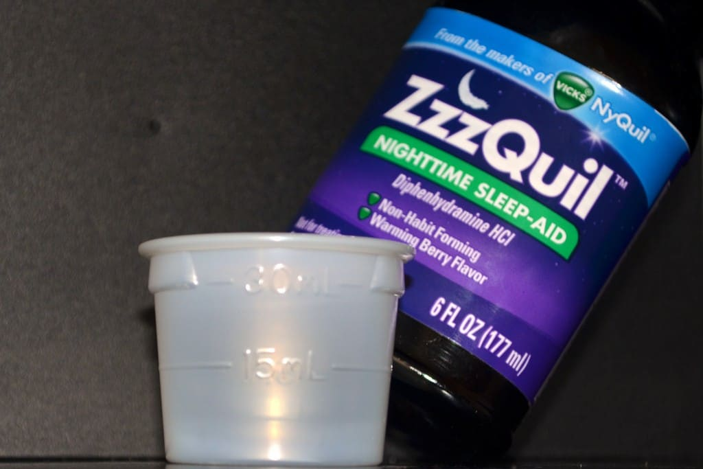 how to take zzzquil