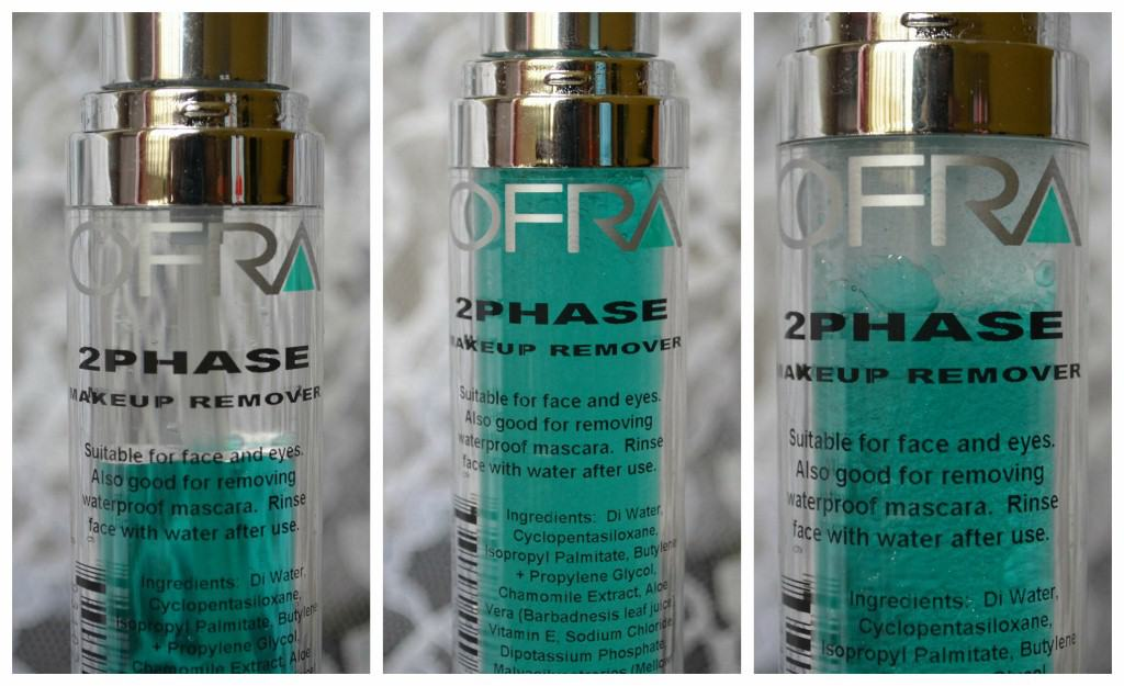 OFRA Cosmetics 2Phase Makeup Remover