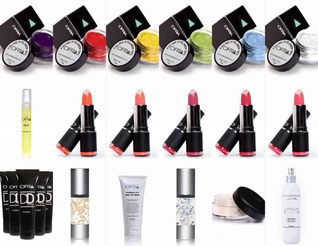 OFRA Cosmetics America The Beautiful July 4th Sale Wish List